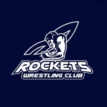 Blue logo-wrestling club in jpeg